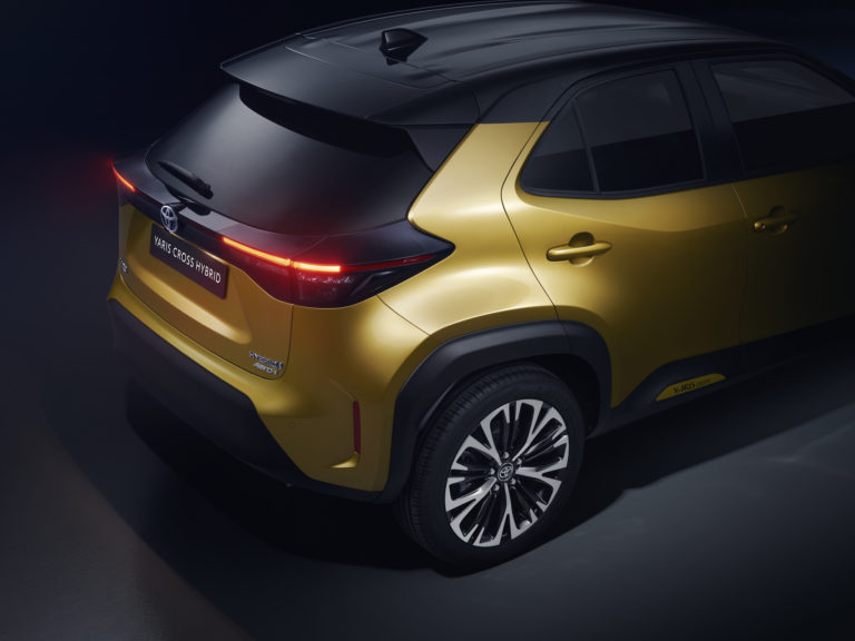 Eurofit Group Will Deliver the New Toyota Yaris Cross