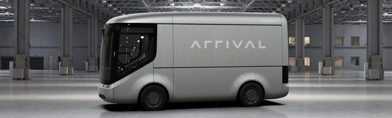 Arrival Electrical van